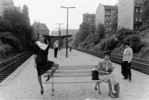 Prima ballerina Jutta Angelika Deutschland, Berlin-Prenzlauer Berg, 1981A critic once described her work as possessing 'a timeless coolness'