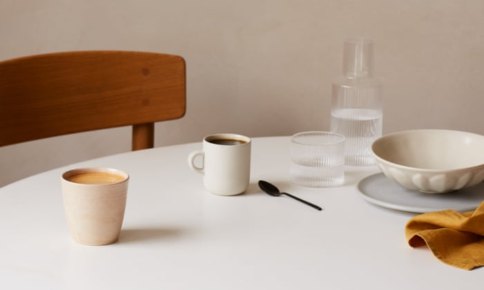 'My nook would evoke calm': interior design tips for creating the perfect coffee corner