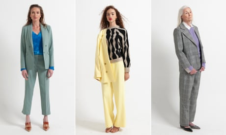 The best women's trouser suits for all ages – in pictures