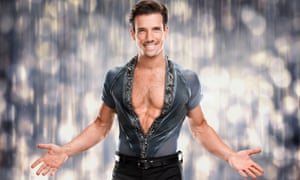 Danny Mac, a man who has never knowingly done a shirt up.