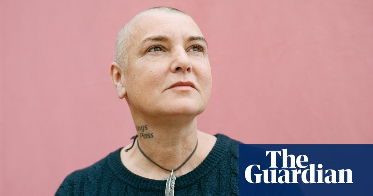 Sinéad O'Connor: 'I'll always be a bit crazy, but that's OK'