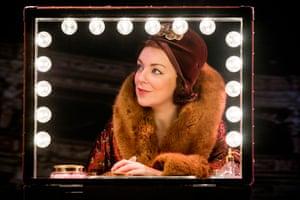 Funny Girl - Sheridan Smith (Fanny Brice) by Marc Brenner