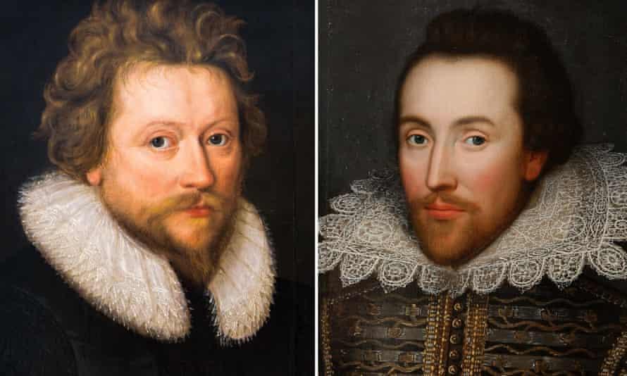 John Fletcher and William Shakespeare.