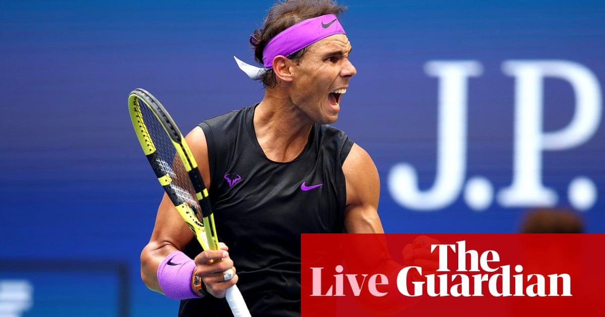 Rafael Nadal beats Daniil Medvedev to win US Open mens final – live!