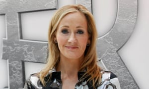 JK Rowling recalls 'amazing' moment she met her idol