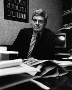 Peter Preston in 1994