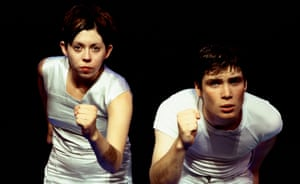 Eileen Walsh and Cillian Murphy in Disco Pigs