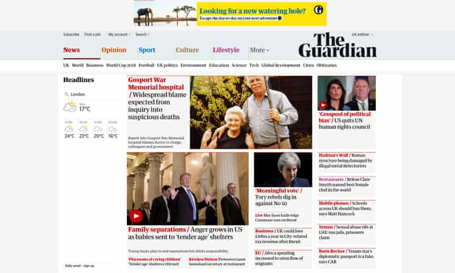 The Guardian.