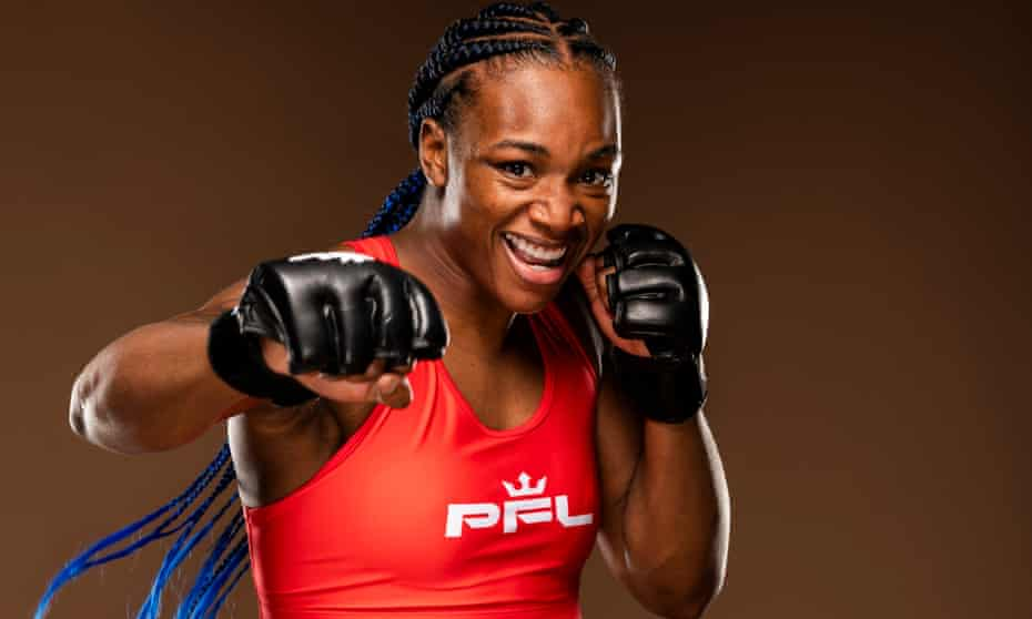 Claressa Shields won her first Olympic gold at the age of 17
