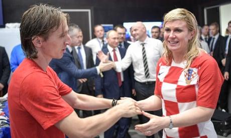 Croatia's World Cup run must bring end to game's neglect back home | Aleksandar Holiga