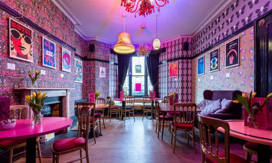 Bar, Hotel Pelirocco, Brighton