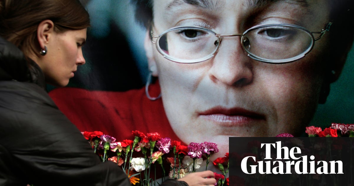 The Murder That Killed Free Media In Russia