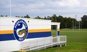 Parramatta Eels training ground
