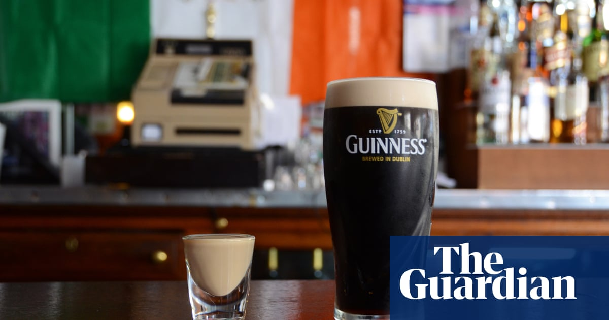The Irish Car Bomb: the controversial drink with a split