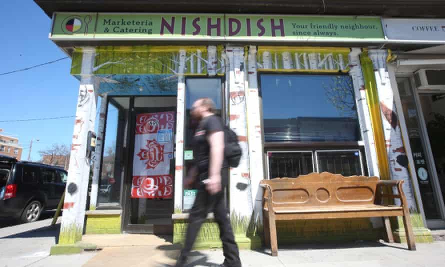 Anishinaabe restaurant NishDish in Toronto is devoted to indigenous cuisine.