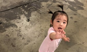 Chloe Luo, an 18-month old Australian citizen, is stranded in the city of Suizhou, near Wuhan, in the Hubei province.