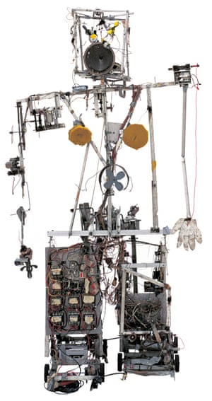 Robot K-456, 1964.