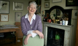 Shirley Hughes, creator of Dogger, a true miracle
