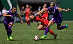 The Orlando Pride will play in their new stadium for the first time this weekend, against the Washington Spirit.