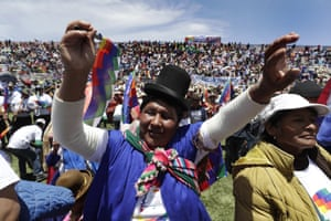 Morales' defenders hail him for the economic and social progress made during his 14 years in power. But Bolivia's former president is also a divisive and in some quarters despised figure, whom detractors accuse of leading the country towards authoritarianism and corruption, and refusing to give up power