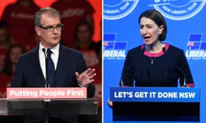 NSW election: Labor says Liberals 'arrogant', Liberals warn