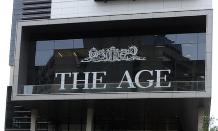 Fairfax also signalled a shift to the right of politics with unusually pointed statements about being pro-business and pro market-based solutions.