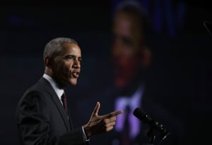 President Barack Obama speaks at the 95th National Convention of Disabled American Veterans.