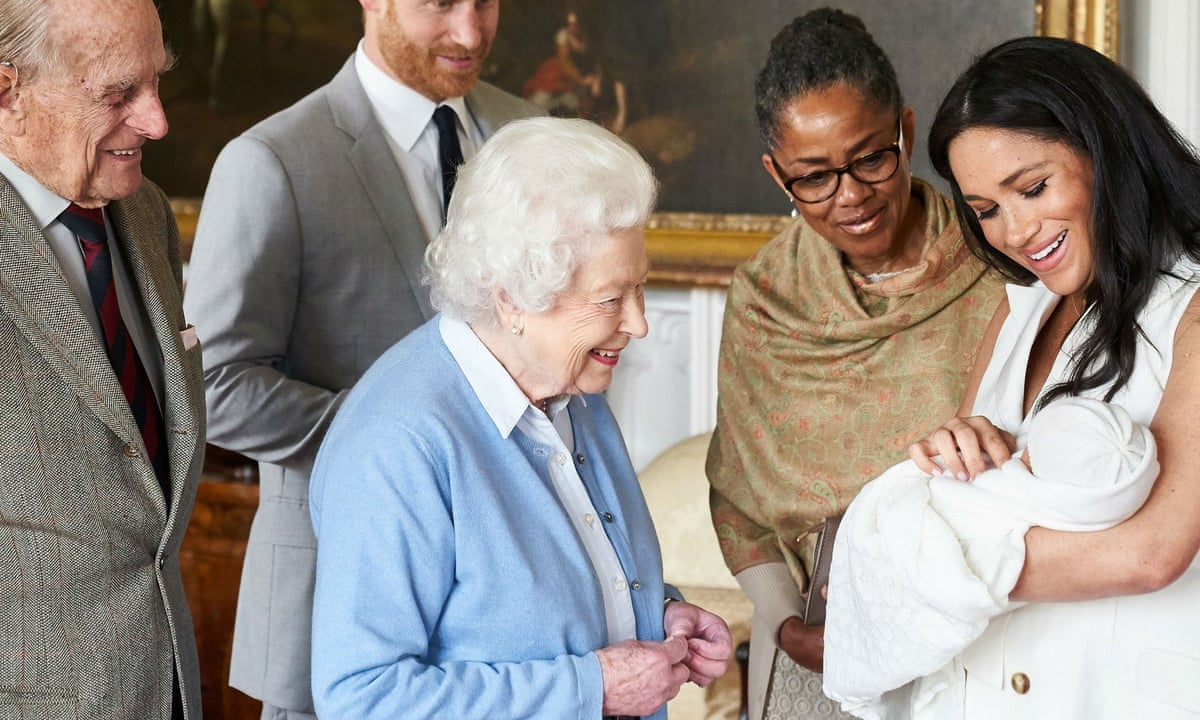 Archie Harrison Mountbatten-Windsor – what's in a name? | UK news ...