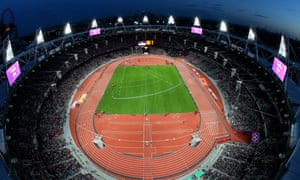 London 2012 Olympic Games: costs rose from £2.4bn to £8.92bn.