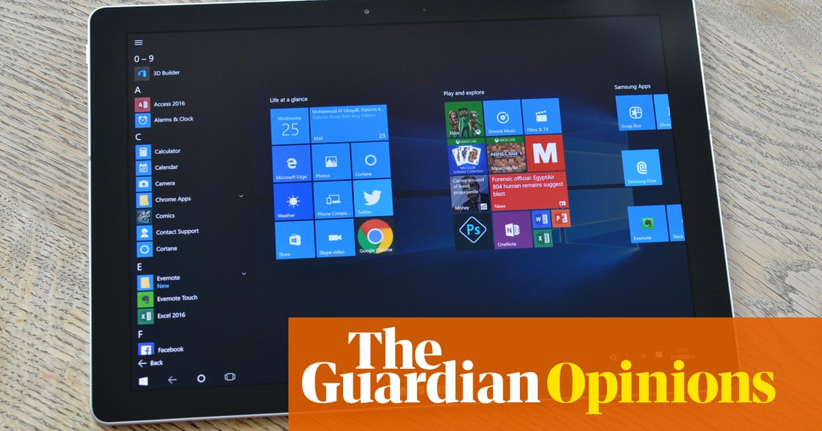 The three big reasons Windows 10 tablets don't cut it