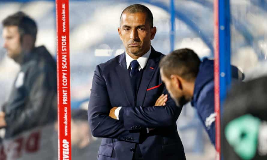 Sabri Lamouchi was sacked by Nottingham Forest on the back of failing to get the team into the play-offs last season and a terrible start to the current campaign