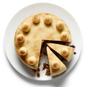 Felicity Cloake's simnel cake.