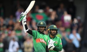 Bangladesh beat West Indies by seven wickets: Cricket World Cup 2019