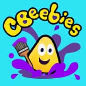Cbeebies get creative app by BBC