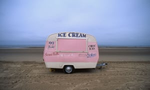 The English seaside resort … an antidote to high art. Photograph: Alamy