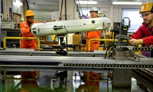 Heriot-Watt University's project is expected to add £6bn to the UK's economy.