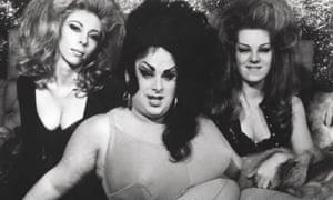 Divine (centre) in John Waters' Female Trouble