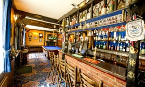 The Horse and Cart … The pub Iron Maiden's Steve Harris had built in his Essex mansion.