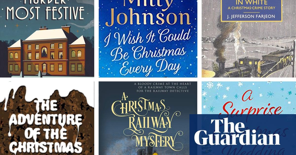 Ive never felt less festive: the art of writing Christmas novels, 365 days a year