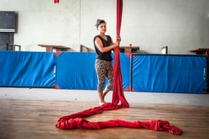 Sunita, 25, sold to a travelling circus in India