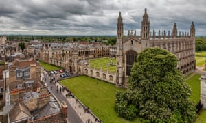 The ruling was made by Cambridge's discipline committee which is independent of the central administration.