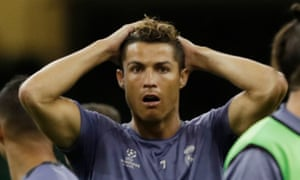 Real Madrid's Cristiano Ronaldo 'feels great indignation' at all the speculation about his tax affairs.