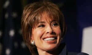 The former Westchester district attorney Jeanine Pirro
