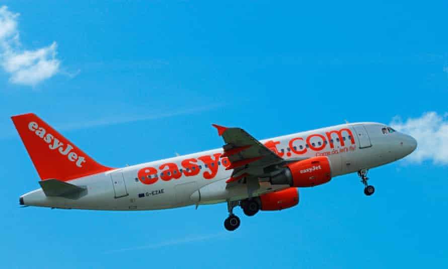 EasyJet has said flight bookings have jumped 337% this week.