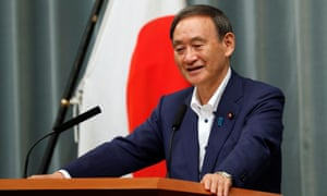Yoshihide Suga has been elected as Japan's new prime minister.