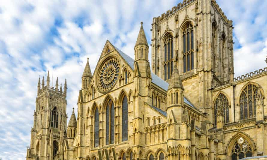 York Minster's bells will not be heard again until the new year