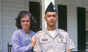 Sally Field and Tom Hanks in Forest Gump