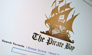"""The Pirate Bay posted in mid-September that the code was """"just a test"""" and that the experiment was being done with a view to removing all adverts from the site."""