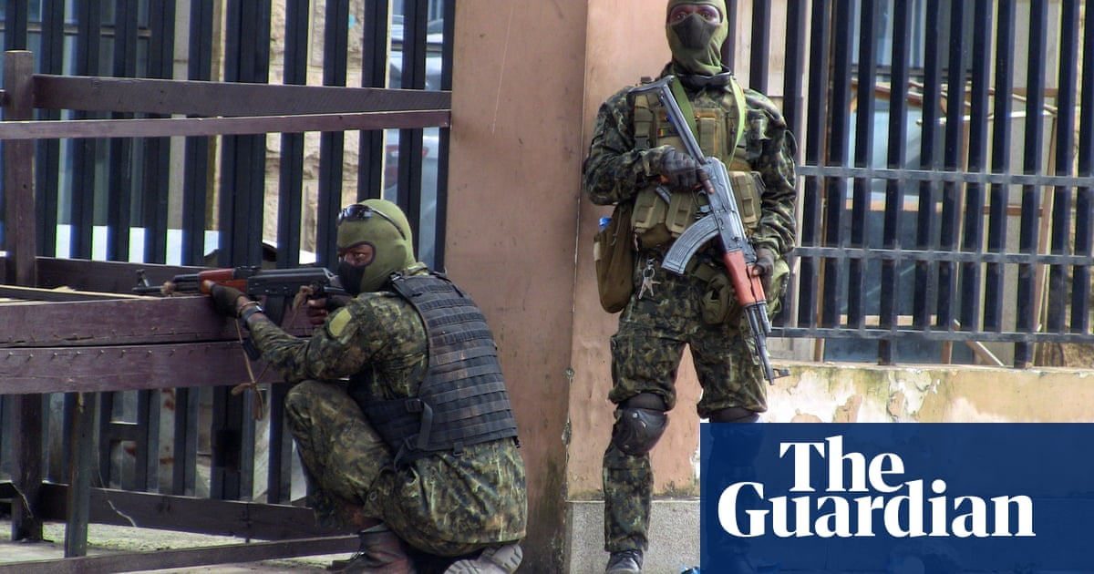 Guinea military unit stagescoup, claims to have detained president – video