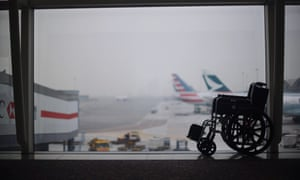 Five difficulties wheelchair users face when flying by plane